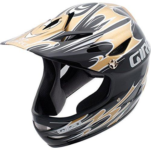 Giro Remedy Mountain Bike Helmet (Gold/Black, Medium)
