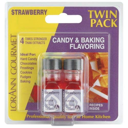 Lorann Candy and Baking Flavoring (Pack of 20)