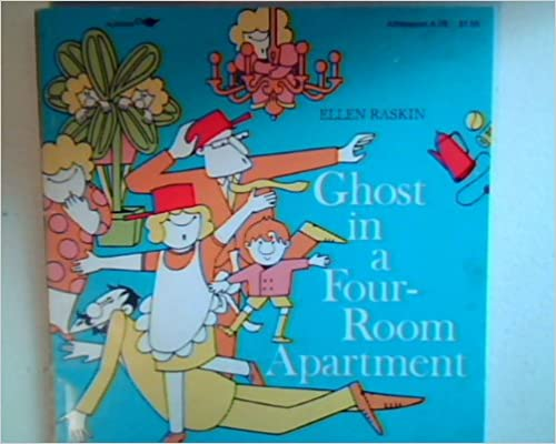 Book Ghost in a four-room apartment.