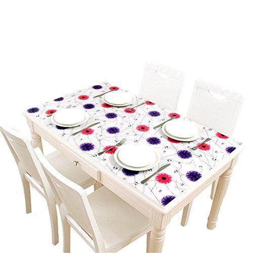 XHX Manteles, manteles impermeables de estilo europeo, mesa de ...