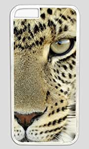 The Angry Tiger DIY Hard Shell Transparent Best Designed iphone 6 plus Case