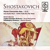 Music - Shostakovich: Piano Concertos Nos. 1 & 2; Jazz Suite No. 1; Tahiti Trot (Tea for Two)