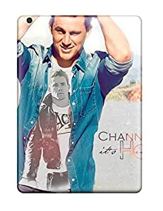 Donna Osborne Premium Protective Hard Case For Ipad Air- Nice Design - Channing Tatum