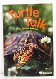 Turtle Talk, Harcourt School Publishers Staff, 0153231963