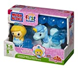 Mega Bloks Inc First Builders – Lil' Princess Dewdrop, Baby & Kids Zone