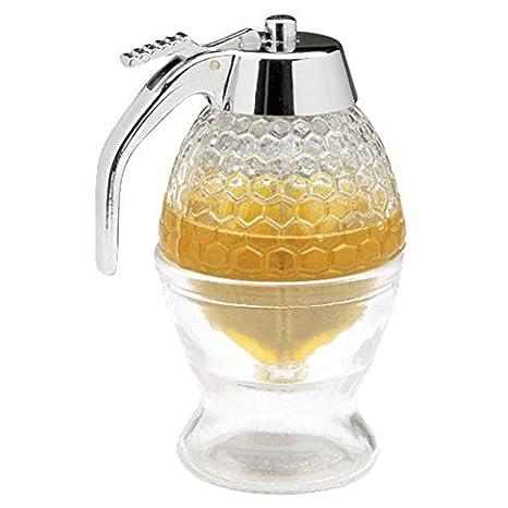 No Goteo miel/jarabe dispensador