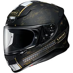 Shoei Terminus RF-1200 Street Bike Racing Motorcycle Helmet – TC-9 / X-Large 516EgnPRU1L