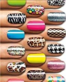 Sally Hansen Salon Effects Real 6-piece Nail Polish Strips