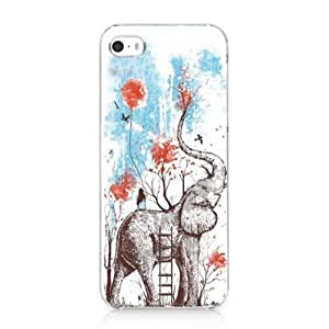 Cool Elephant Snap on Case Cover for Iphone 5 5s 2013 New