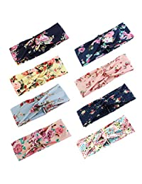 LOLIAS Multi-Style Headband for Fitness Sports Running Workout Yoga Women's Hair Band Wide Stretchy