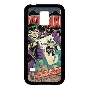 Cartoon Pattern Batman Movie Joker for SamSung Galaxy S5 Mini Case