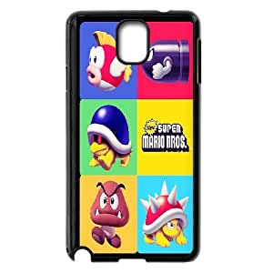 Davis SP Cool Iphone CASE Super Mario Bros Games Cover Case For Samsung Galaxy Note 3 N7200 LL29W2506