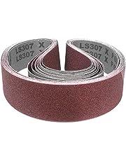 Klingspor LS 307 X schuurband   50 x 1020 mm   10 stuks   korrelgrootte: 80