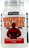 (12 PACK) - Atlas Superweight Gainer 1500 - Strawberry | 1.5.kg | 12 PACK - SUPER SAVER - SAVE MONEY