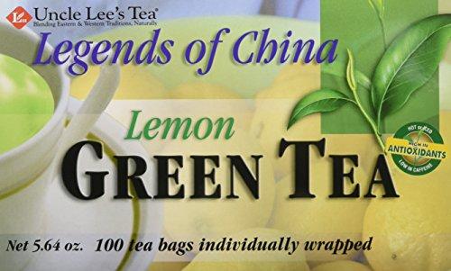 (Uncle Lee's Tea Body Slim Dieter Tea Bags, Cinnamon, 30 Count)