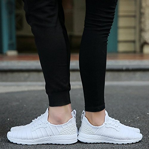 Mesh VEMOW Thongs Men Flats Flops White Beathable Shoes Couple Wedge Sneakers Women Espadrilles Walking Shoes Flip Outdoor up Travel Running Shoes Lace Sports Trainers Summer zTqtzwr