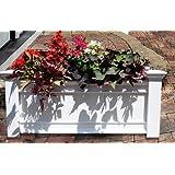 New England Arbors Windsor Long Planter Box