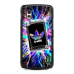 Famous Brand Adidas Originals Logo Phone Case,Case Back Design For NEXUS 4,Phone Case For NEXUS 4
