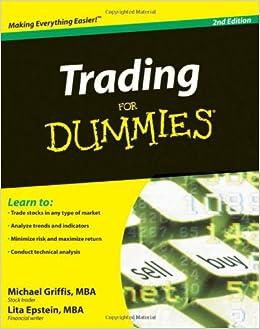 trading for dummies ita piattaforme trading autorizzate consob
