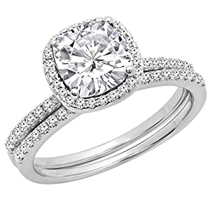 Dudee Trendy Silver Black Plating Stainless Steel engagement rings ladies fashion rings