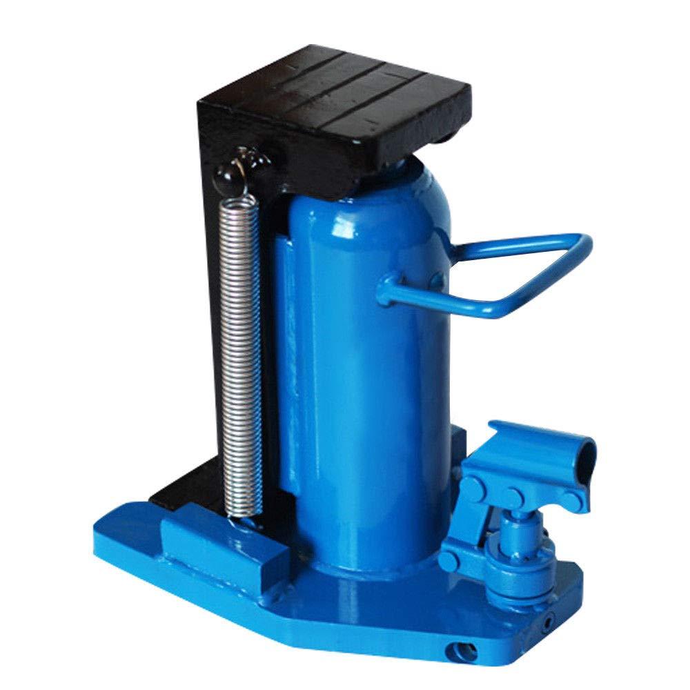 Toe Jack Hydraulic Machine Lift Lifting Tool 5 Ton Top 10 Ton Ram Track Cylinder Dual Purpose by HYYKJ-US