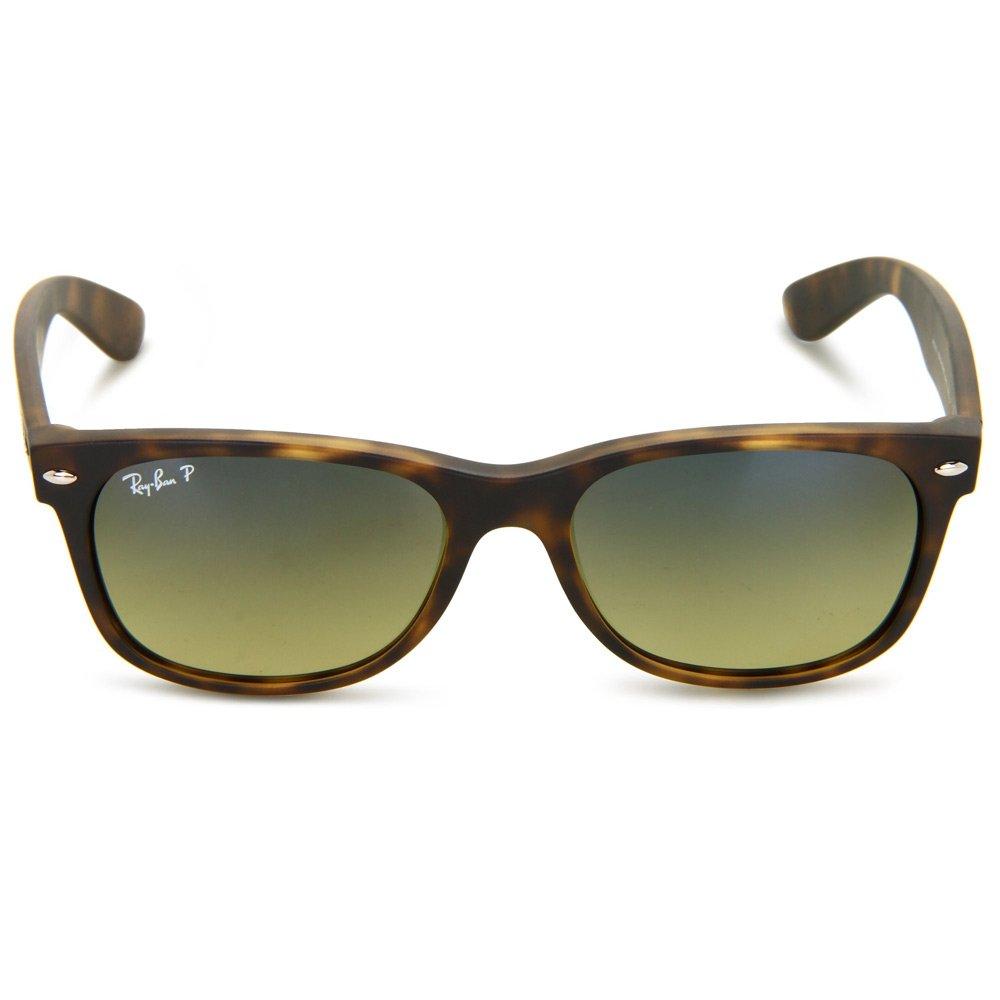 de4b169fb65 Amazon.com  Ray Ban Wayfarer RB2132 Polarized Sunglasses 894 76 ...