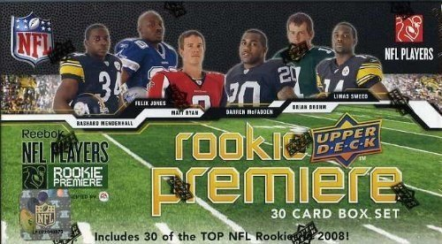 2008 Upper Deck Rookie Premiere Box Set by Upper Deck