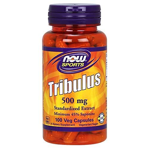 NOW Sports, Tribulus 500 mg, 100 Veg Capsules