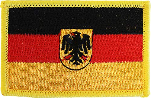 Germany (Eagle) - Country Rectangular Patch