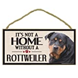 Imagine This Wood Sign for Rottweiler Dog Breeds
