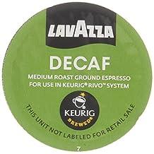 Lavazza Espresso Decaf Keurig Rivo Pack, 36 Count by Lavazza