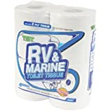 Camco 40274 RV 2-Ply Toilet Tissue - 4 Rolls