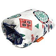 Dear Baby Gear Deluxe Reversible Arm Pillow, Feathers and Dream Catchers