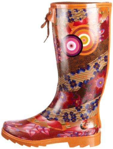 sale retailer 1ac5b b242d Desigual Ankle Boot Alile-3 38AS224700136, Stivali da Pioggia Donna