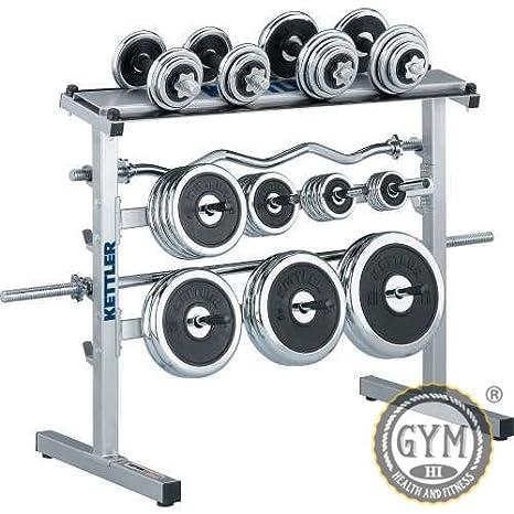 Accesorio de almacenamiento de pesas de gimnasio, soporte para ...