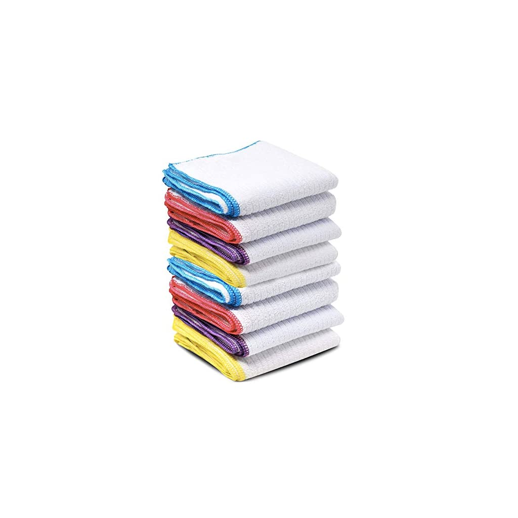 Microfibre Ultra Absorbent Multipurpose Dish Cloths