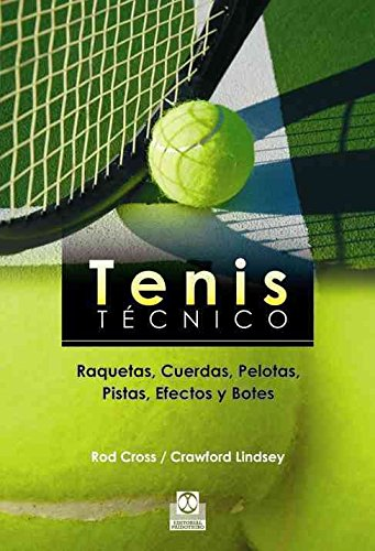 Tenis Tecnico / Tennis Technique : Raquetas, Cuerdas, Pelotas ...