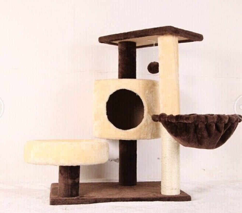 scelte con prezzo basso Ludage Animale domestico Gatto arrampicata cornice lettiera per gatto gatto gatto gatto albero gatto graffiare Board gatto giocattolo animali giocattolo gatto giocattolo Scratch Board cm 40  60  75cm  prezzi più bassi