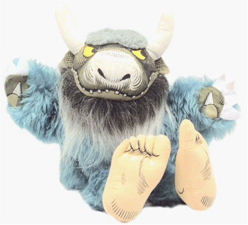 """Where the Wild Things Are Bernard Puppet, 14"""""""