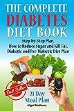 The Complete Diabetes Diet Book