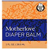 Motherlove Diaper Balm for Rash and Thrush - 1 Ounce (3 Pack)