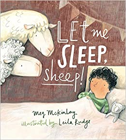 Image result for 'Let me sleep sheep' by Meg McKinlay