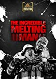 The Incredible Melting Man cover.