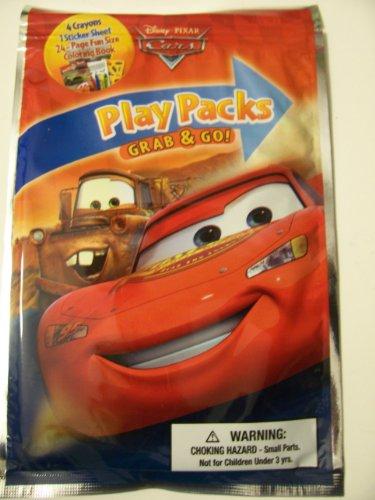 Disney Packs Lightning McQueen Mater