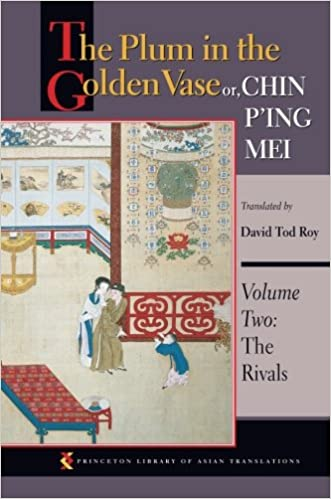 Amazon The Plum In The Golden Vase Or Chin Ping Mei Volume