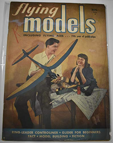 Flying Models August 1947
