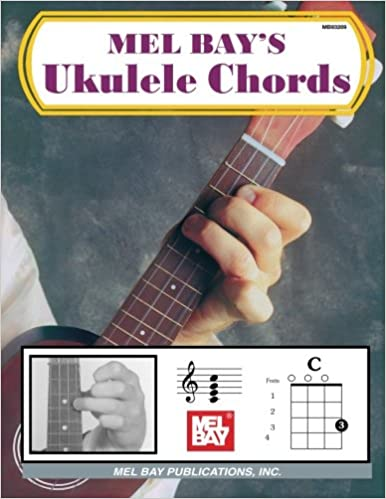 Amazon Ukulele Chords 9780871668653 Mel Bay Books