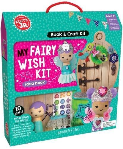 Klutz Jr. My Fairy Wish Kit Craft Kit