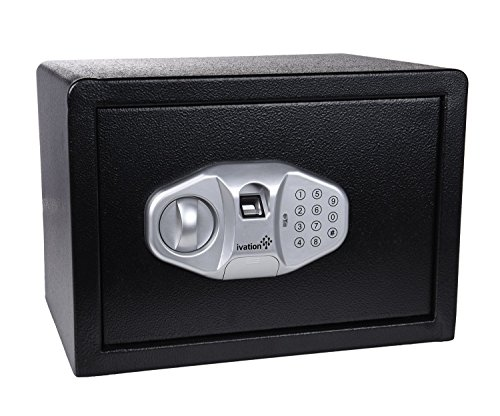 Ivation FP15 Home Safe Fingerprint