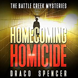 Homecoming Homicide Audiobook